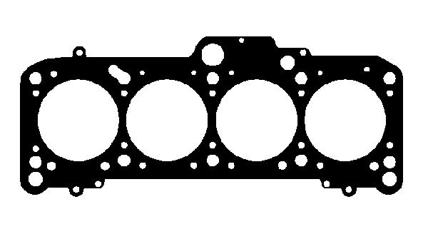 Kertik Silindir Kapak Contası - Transporter T4 - Caddy 3