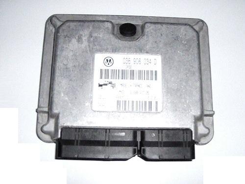Motor  Kontrol Ünitesi Benzinli - Volkswagen - Polo Hb 1995 - 2002