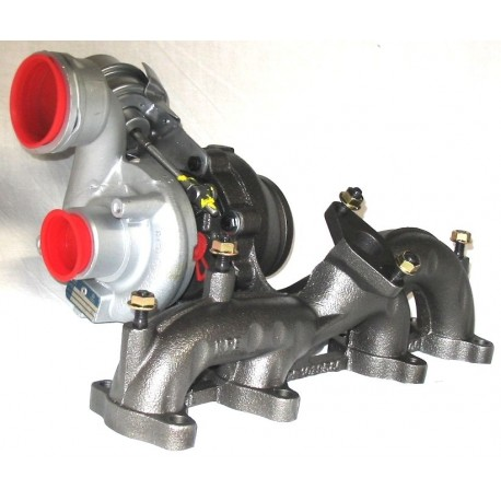 Turbo BJB  - Caddy -  2004 -2008