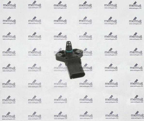 Turbo Basınç Sensörü - 1.9 AXB - AXC Caddy BJB Motor