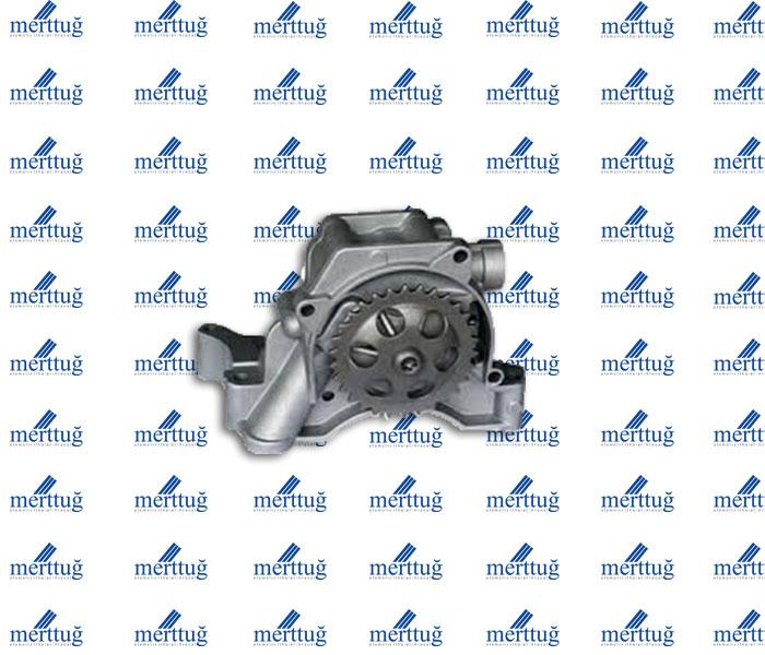 Motor Yağ Pompası FSI - Volkswagen - Jetta