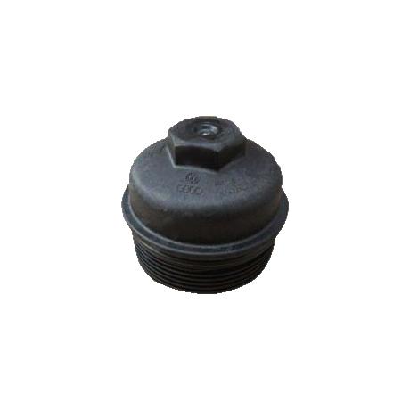 Yağ Filtre Kapağı (Tüm Modeller)- 1.6 FSI BLF Motor - 1.4 TSI CAXA Motor