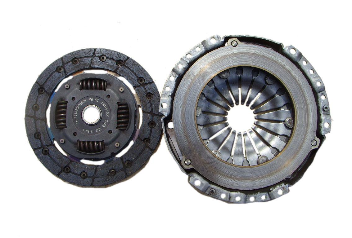 Debriyaj Seti - Polo - Skoda Fabia 1.4 16V BBY Motor