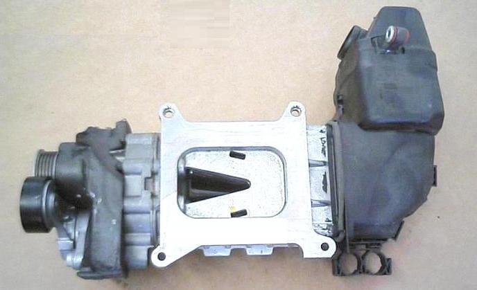 Motor Kompresör  Super Charger - Golf 5 - Jetta - Passat - Tiguan