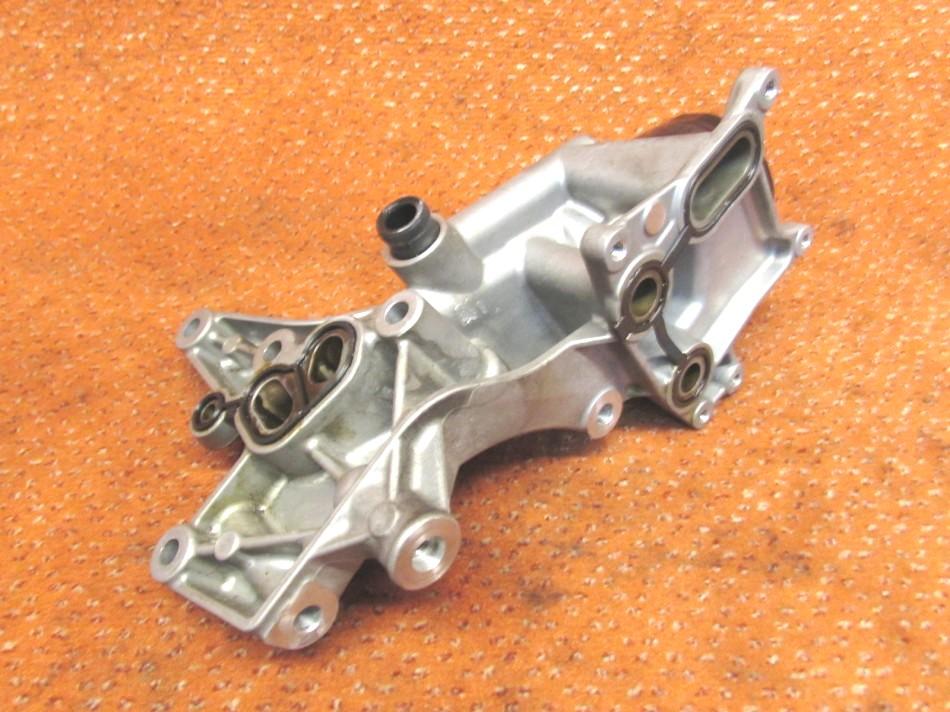 Motor Yağ Filtre Ve Alternatör Tutucusu Komple - Golf 6 - Jetta - Polo HB - Passat