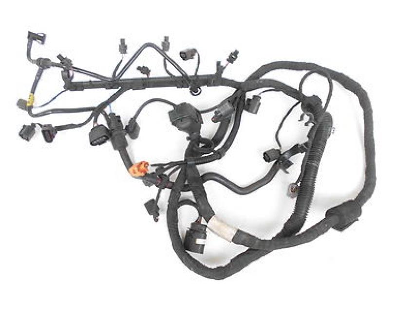 Motor Hat Demeti Düz şanzımanı -  Golf 6 - Jetta - Polo HB - Touran - A6