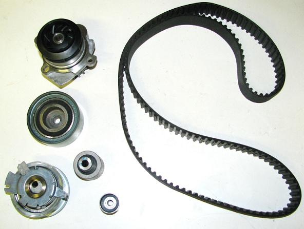Motor Triger Set Komple 5 Parça - Audi A3,4,5,6,Q3,5 - Caddy 3 - Golf 6,Plus - Jetta 3,4,5,6 - Passat - Polo HB - Sharan - Tigua