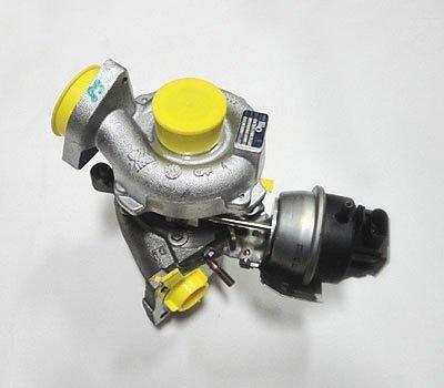 Motor Turbo - A4 - A5 - A6 - Q5