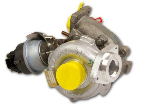 Motor Turbo - A4 - Q5
