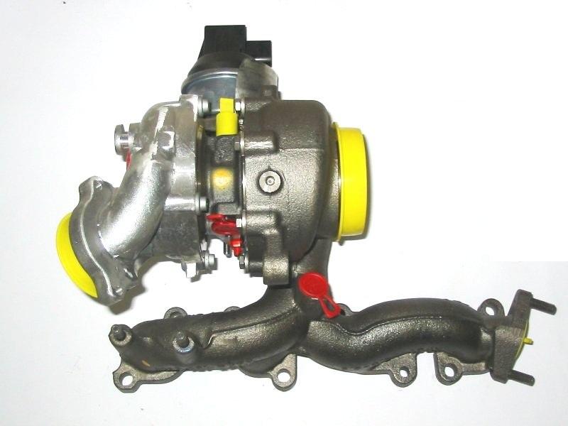 Motor Turbo - Golf 6 - Jetta - Passat - Tiguan - A3