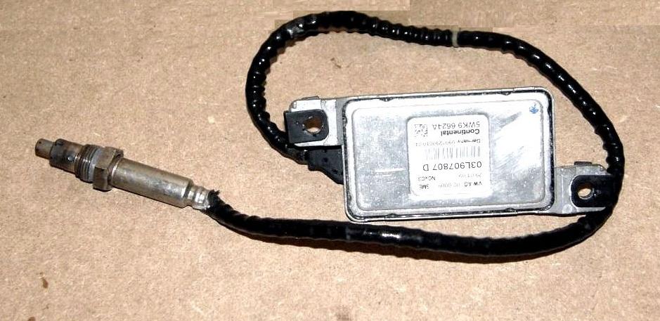 Nox Sensörü  CBAC Motor- Volkswagen - Passat CC 2009 >