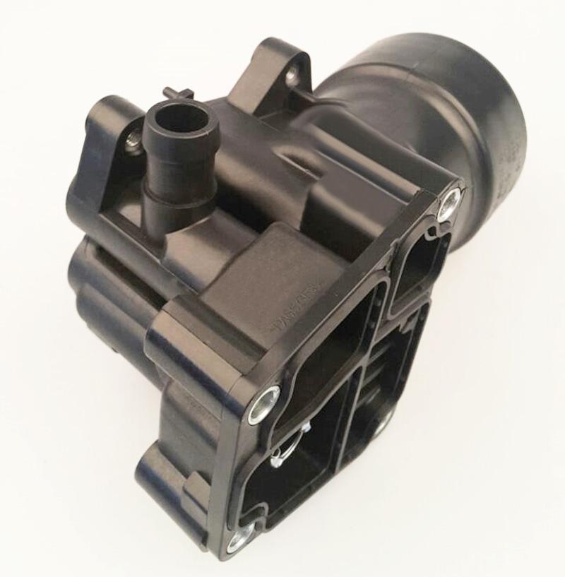 Flanşlı Yağ Filtresi Komple - Volkswagen - Polo HB