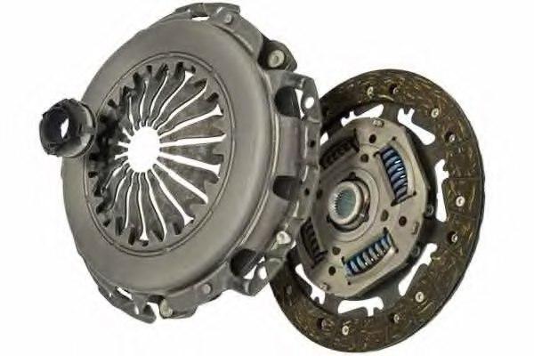 Baskı Balata - Debriyaj Seti - BNM Motor