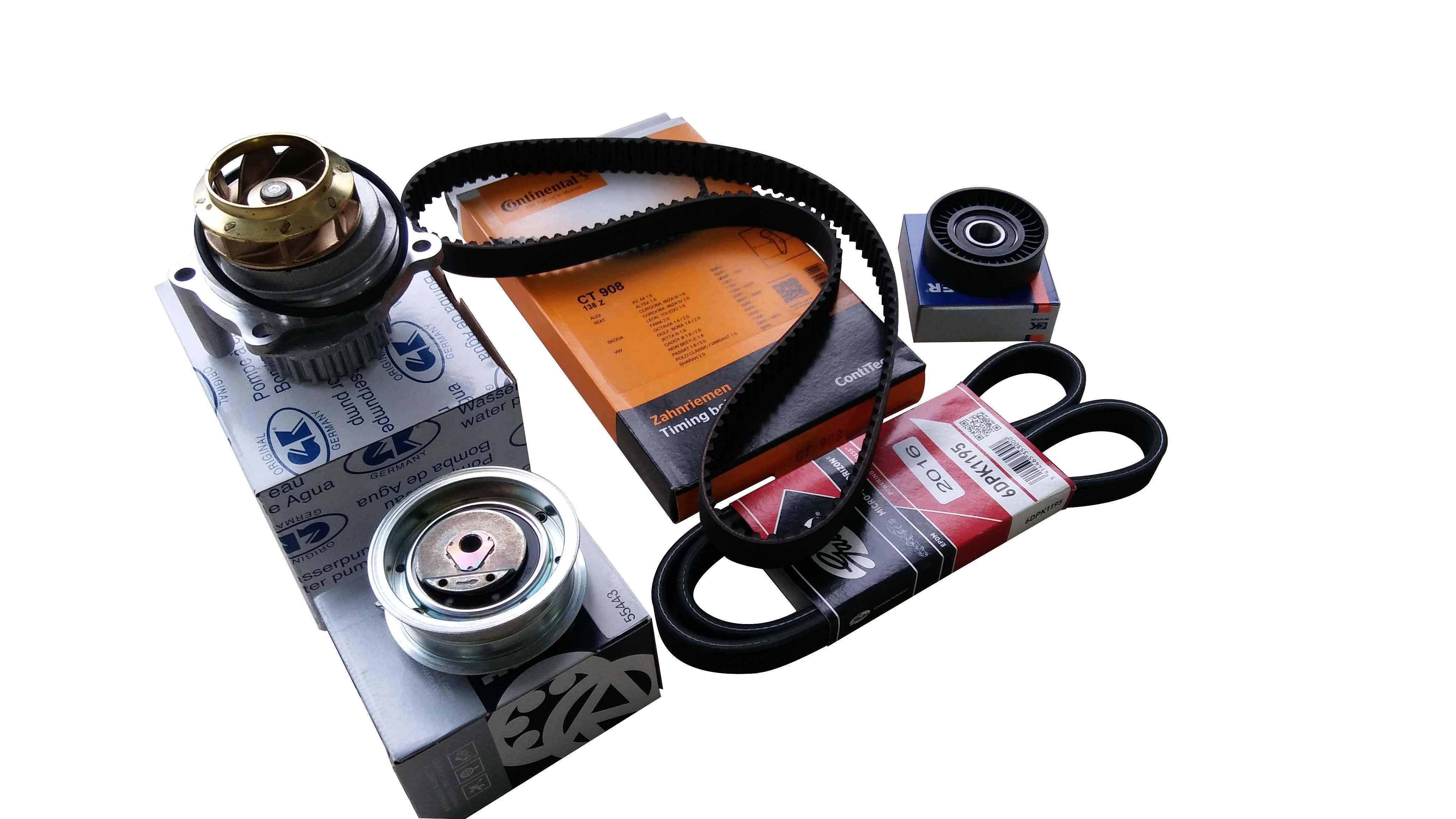 Triger Seti Full Set - Golf 4 - Bora AKL BFQ Motor