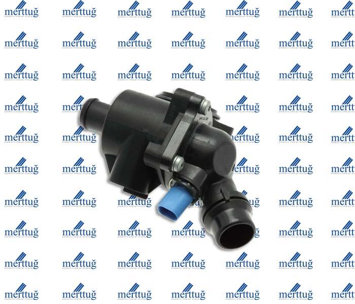 Komple Termostat  2.0 Benzinli Alt  Motor -  Passat - A4 - A6