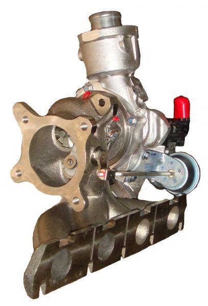 Motor Turbo - Audi - A4 - A5