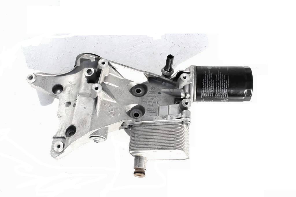 Alternatör Braketi  Alternatör Gergisi Yağ Kütüğü Yağ Filtresi Komple - Passat CC - A4 - A6