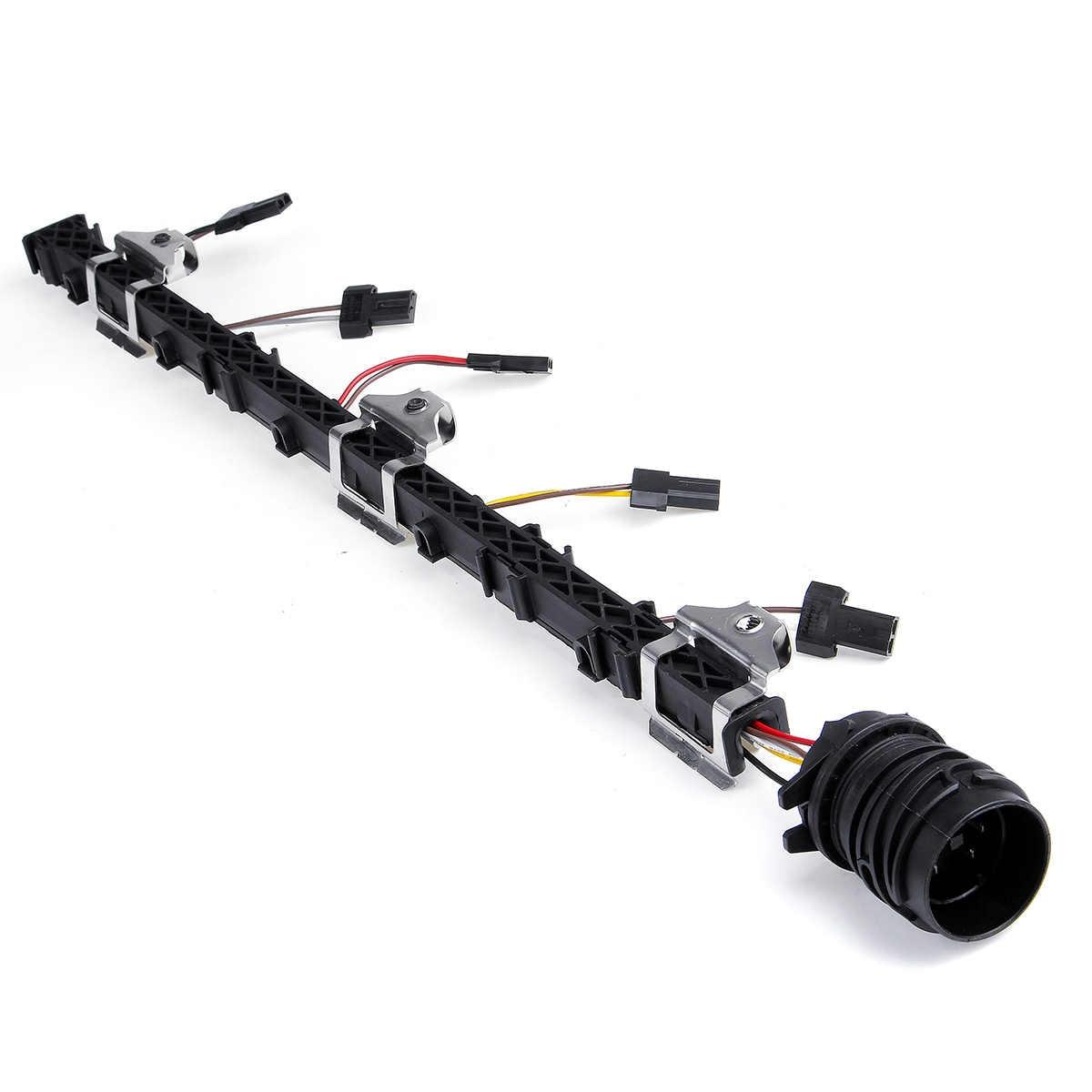 Enjektör Tesisatı - Transporter T5 2.5 TDİ - Touraeg 2.5 TDİ