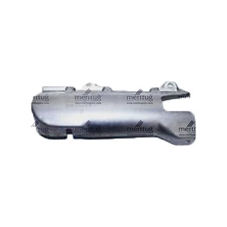 Eksoz Manifolt Sacı - Audi A4 - A6 - A8 - 2.8 AMX - ACK Motor
