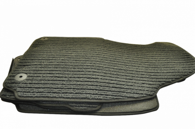 Paspas Halı Siyah - Audi A4
