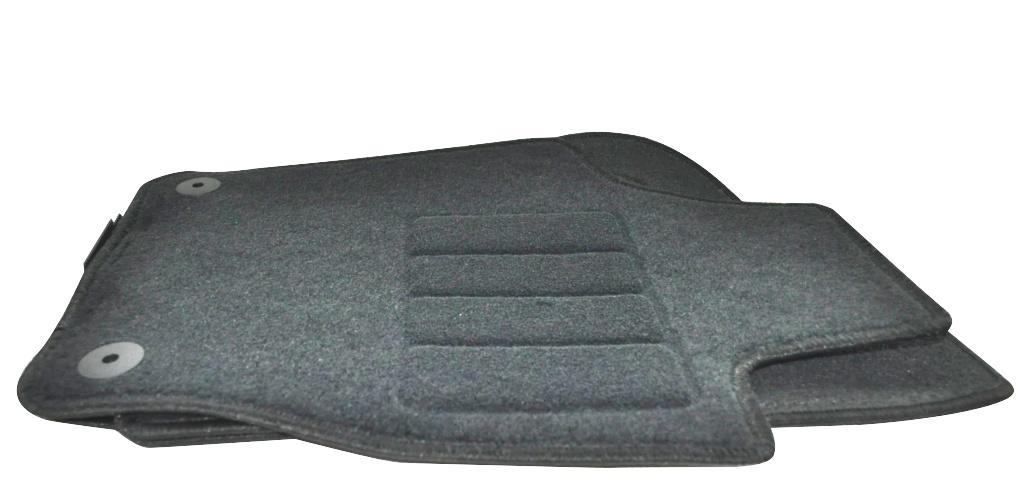 Paspas Halı Siyah - Polo Hb 2006-2010