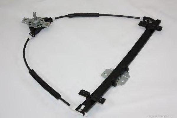 Cam Mekanizması Sağ Ön - Golf 2 - Jetta 2 - Passat - Polo Hb - Polo Classic