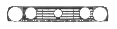 Ön Panjur Siyah Çift Farlı - Volkswagen - Golf 2  1984 - 1991