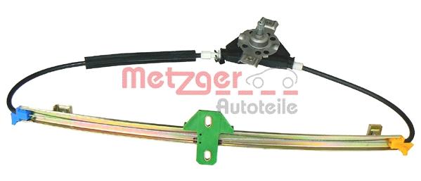 Cam Mekanizması Sağ Arka - Golf 2 - Jetta - Passat