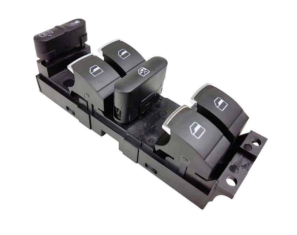 Dörtlü Cam Anahtarı - Golf 4 - Bora - Passat