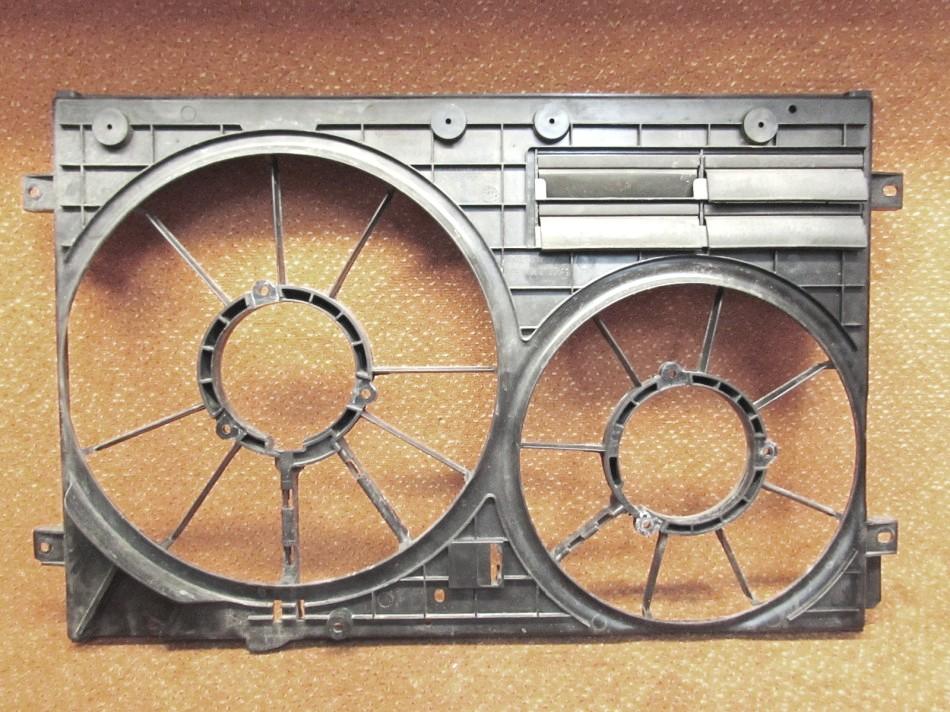 Fan Motor Çerçevesi - Volkswagen - Jetta