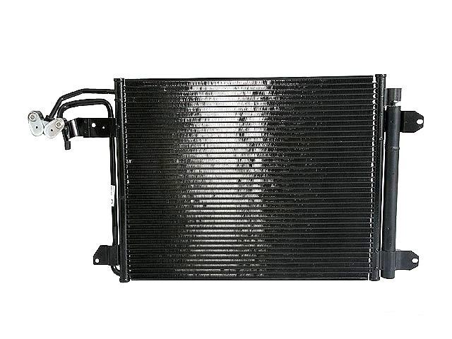 Klima Radyatörü BJB - BSE - BSF - BLS - BKC Motor - Caddy - Golf - Jetta
