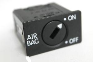Airbag Devre dışı Bırakma düğmesi - Caddy - Golf - Jetta - Touareg - Transporter - T6 - A4 - A5 - A6 - Q5  Q7