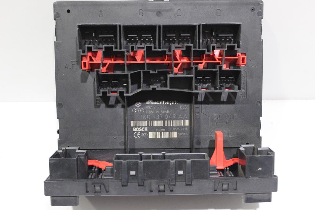 Sigorta Kutusu Komple - Volkswagen - Caddy