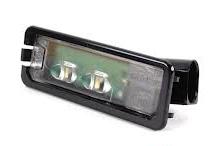 Plaka Lambası - Golf 6 - Passat - Polo Hb