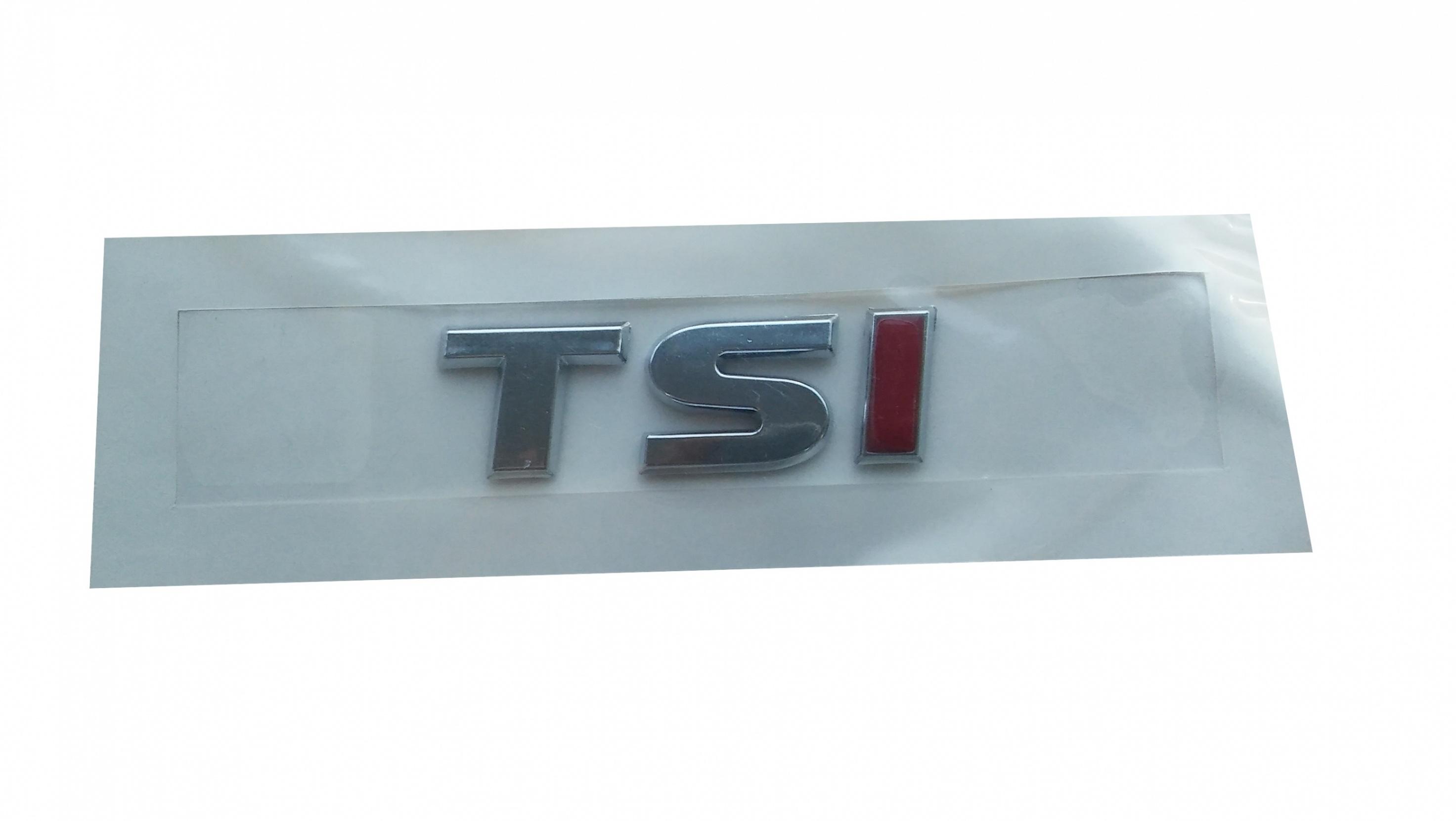 TSI Yazı Tek Kırmızı - Jetta 2010>>