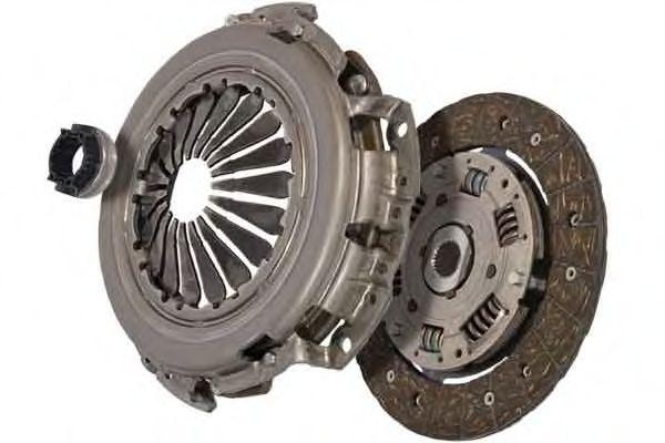 Debriyaj Seti - Polo BBY Motor