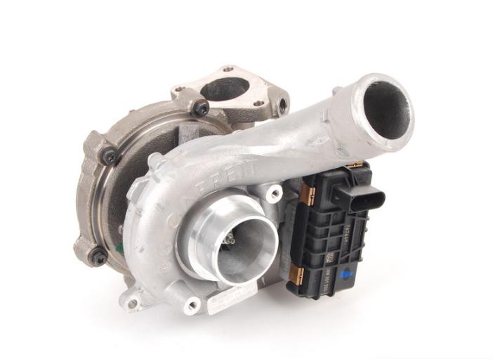 Turbo - Phateon - Toureng - Audi - A6 - Q7