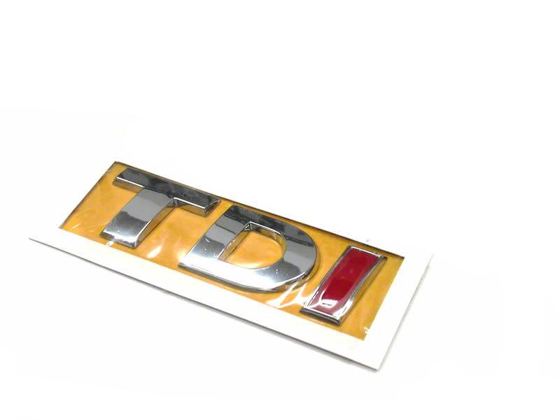 Yazı TDI Küçük Tek Kırmızı - Jetta 2010>>
