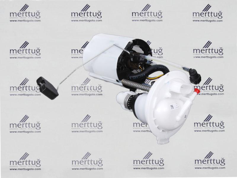 Yakıt Pompası - Passat 2011 - Passat CC 2011 - 1.4 TSI 1.8 TFSI Motor