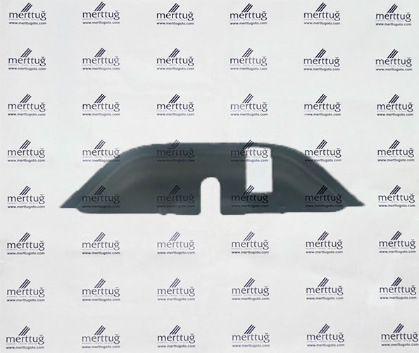 Kaput Kilidi Koruyucu Plastik - Passat 1997 - 2001