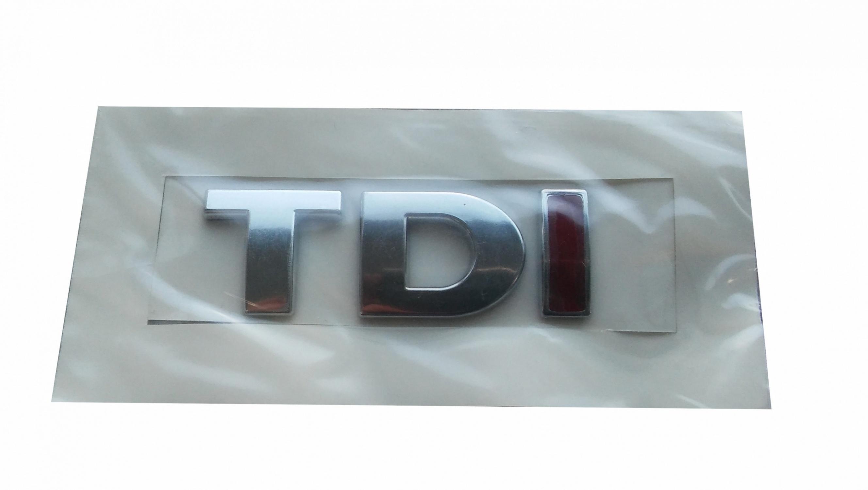 TDI Yazı - Tek Kırmızı - 2005 >