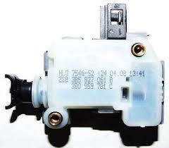 Bagaj Kilit Sacı Komple Motoru Üzerinde - Bora
