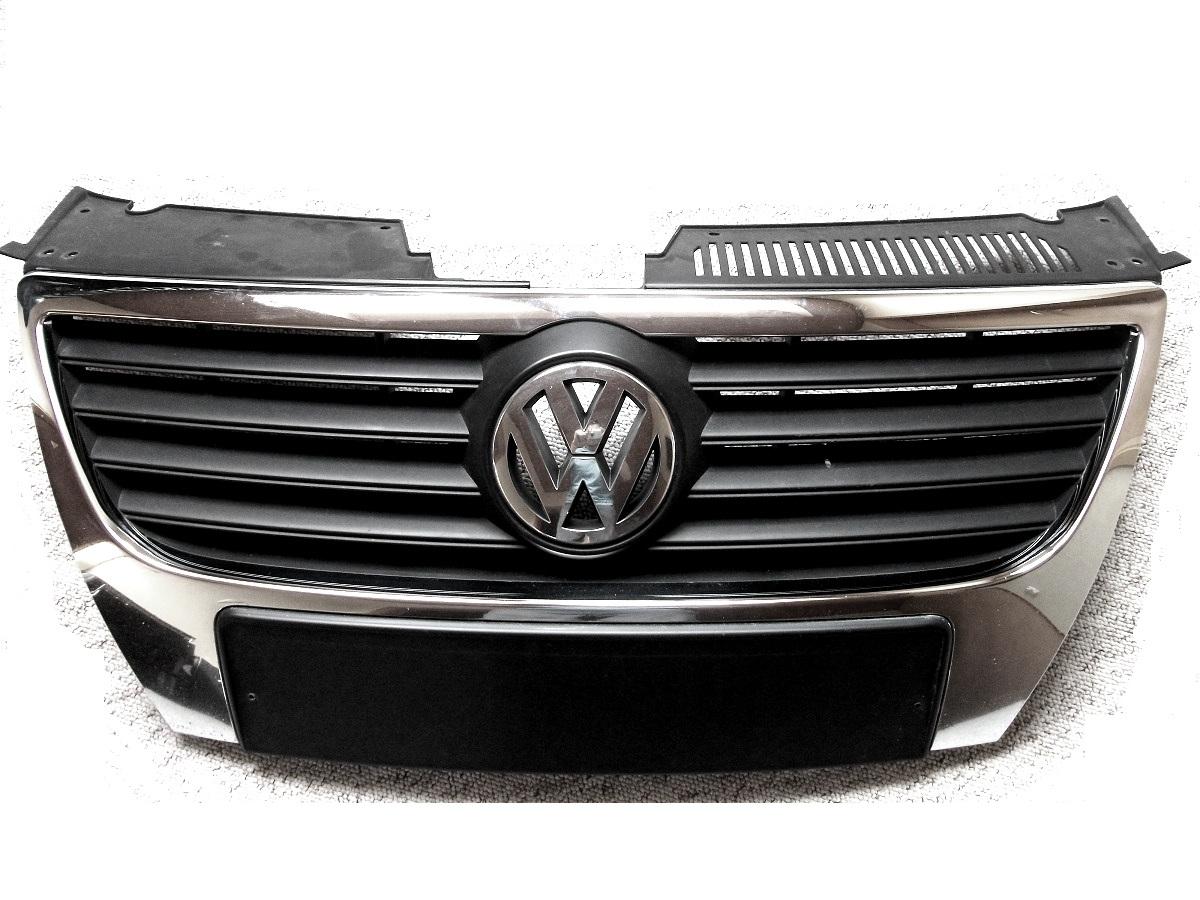Ön Panjur Kromlu Armasız - Volkswagen - Passat  2005 > 2011
