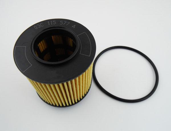 Yağ Filtresi - Jetta - 1,6 FSİ - BLF Motor