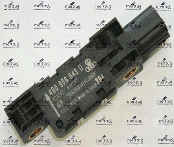Çarpma Sensörü - Audi A3 2004 - 2013 - Audi A8 2005