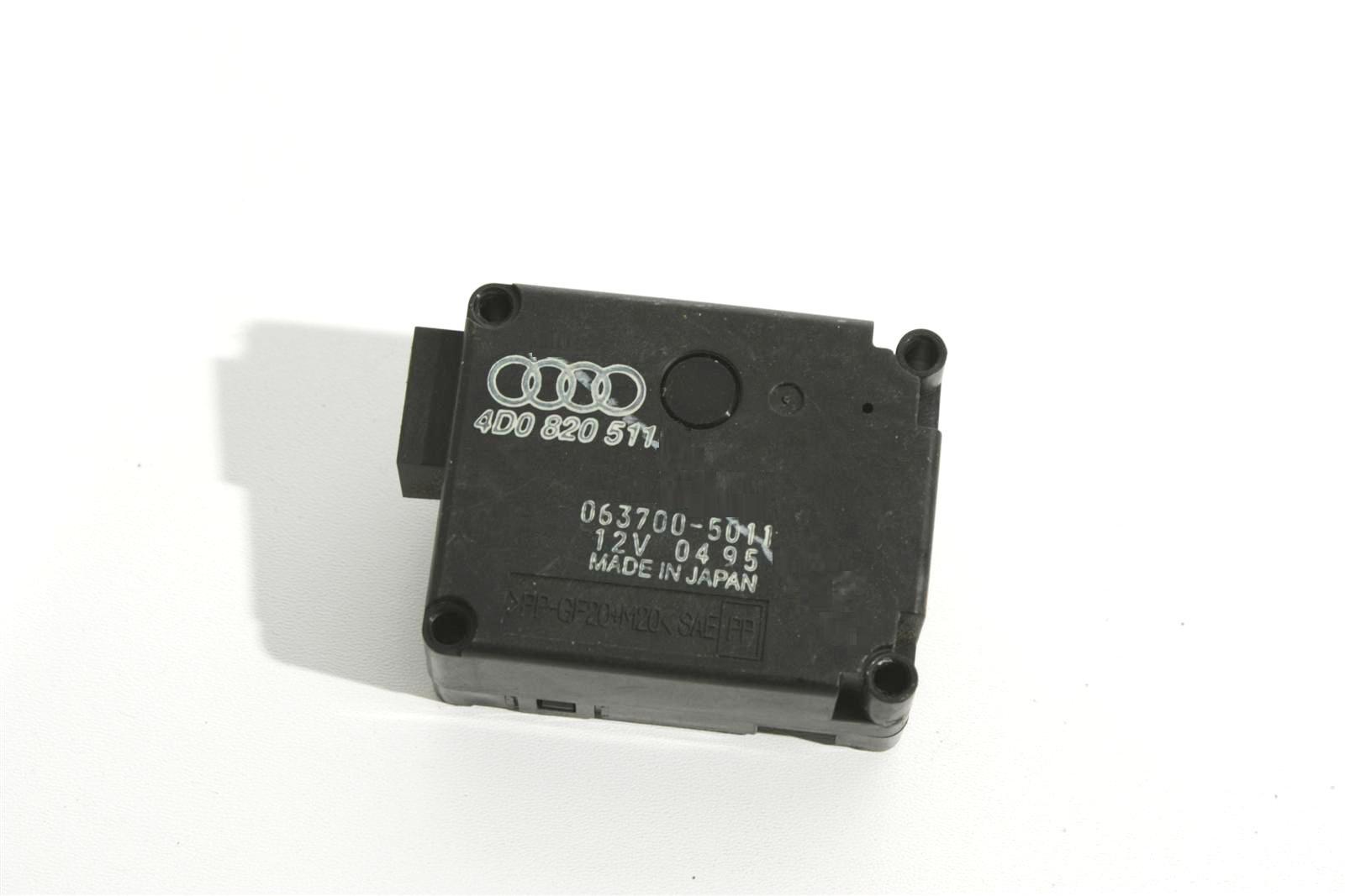Kalorifer Ayar Motoru - Audi - A8
