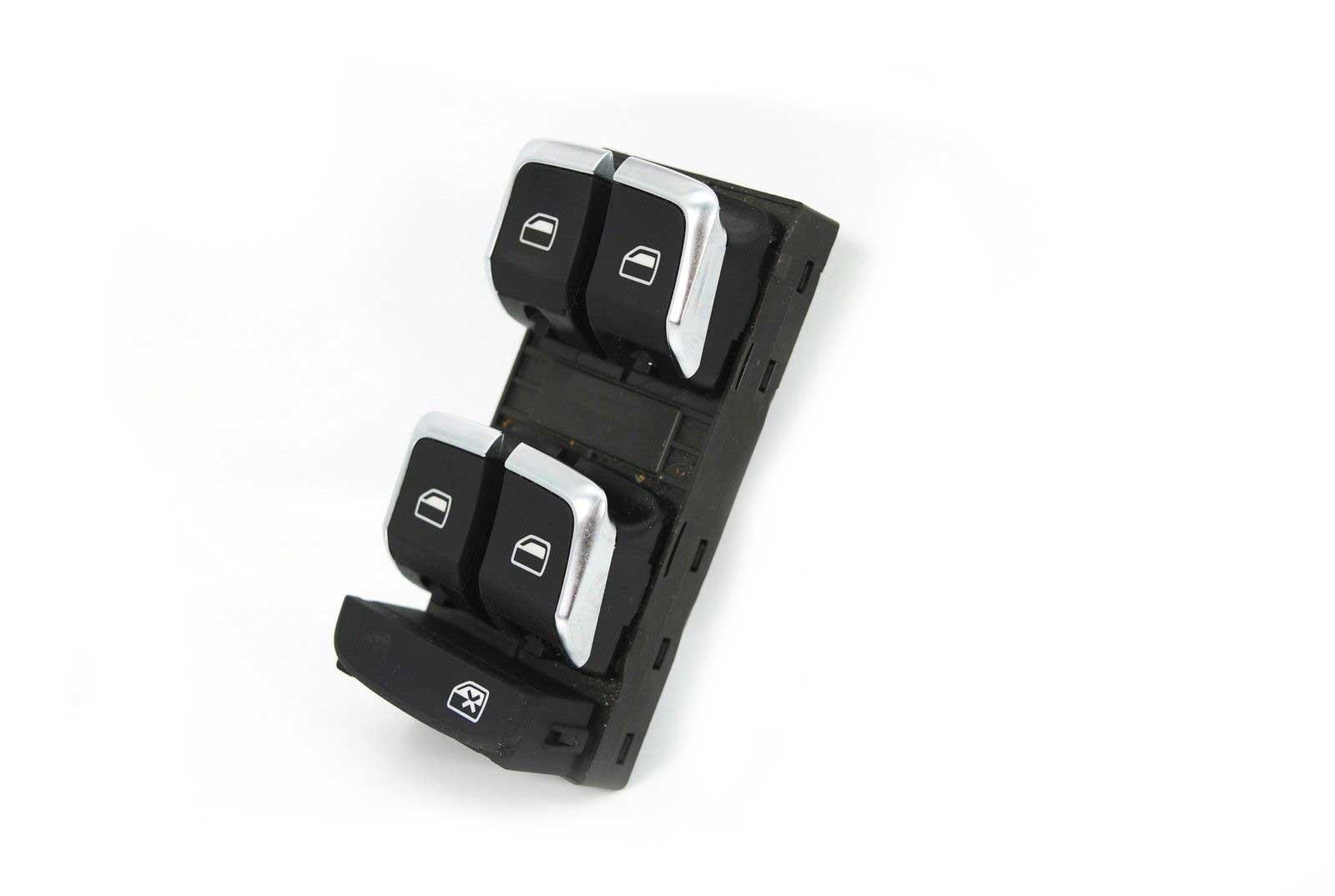 Dörtlü Cam Düğmesi - Audi A8 2010 > 2018