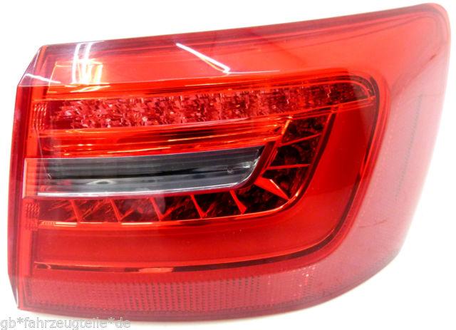 Dış Stop Sağ - Audi A6 2010