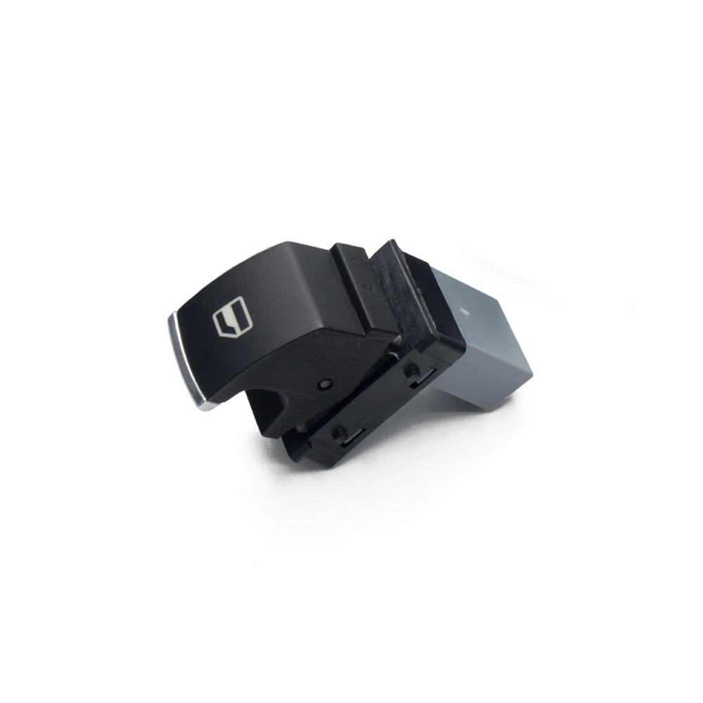 Cam Düğmesi Tekli Nikelajlı - Caddy 3 - Golf 6,Plus - Jetta 4 - Passat - Touran