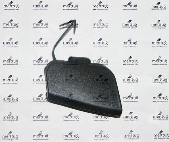 Arka Tampon Çeki Kapağı - Golf 6